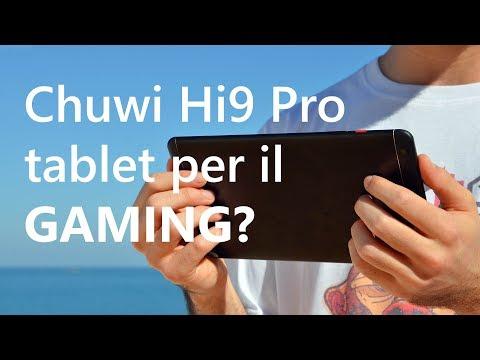 Recensione Chuwi Hi9 Pro, tablet per il gaming?