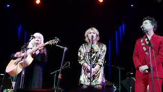 Emmylou Harris, Martha & Rufus Wainwright - Light in the Stable - NYC Town Hall 16-12-2018