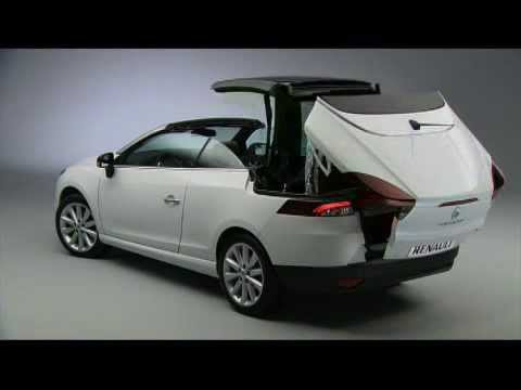 Renault Megane Cc 2011 Youtube