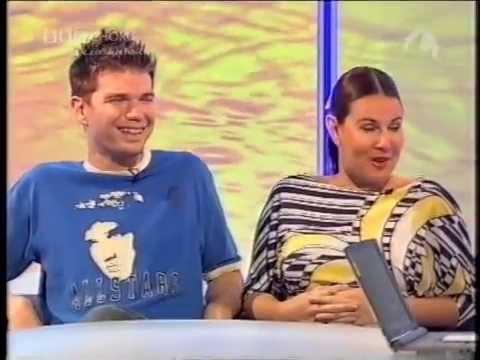 Liquid News with Julia Morris, James King and Christopher Price, August 2001