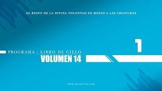 1 l LIBRO DE CIELO l VOL 14 (14-1, 14-2, 14-3, 14-4)