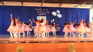 Annual Function Primary section, Saint Angela Sophia School, Jaipur.