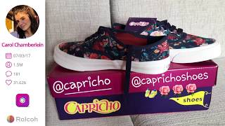 [Case] Marketing de Influência - Capricho Shoes