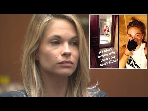 Ex'Playboy' Model Who Took Locker Room Photo Sentenced to Community Service