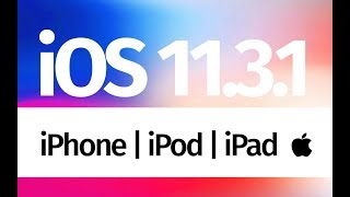 How to Update to iOS 11.3.1 - iPhone iPad iPod