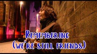 David William - Remembering (We're Still Friends) (Live - Castlehill - 27th October 2019)