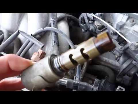 P1351, P1354 repair on a 2001 Lexus ES300