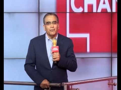 Aroon Purie Launches India Today Television