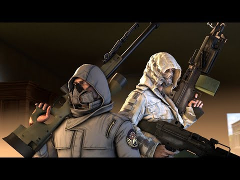 PUBG Animation - Hacker Returns [SFM]