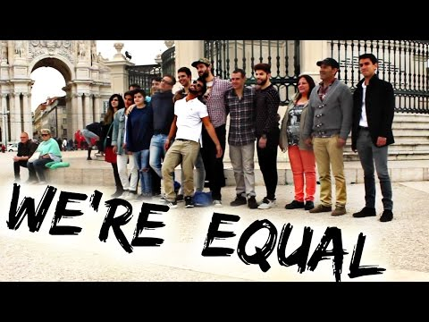 Behind the Scenes - Portuguese Gay People Stories #1voice