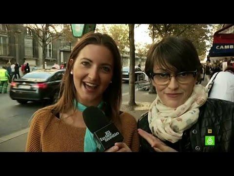 Ciudadanos parisinos: 'Gracias Mariano por apostar por el amor'
