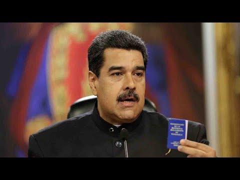 Venezuela President calls Supreme Court attack a 'terror attack'