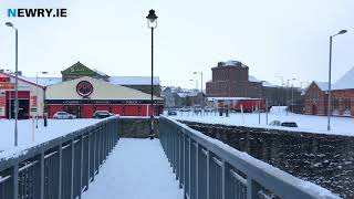 A stroll in the Newry snow