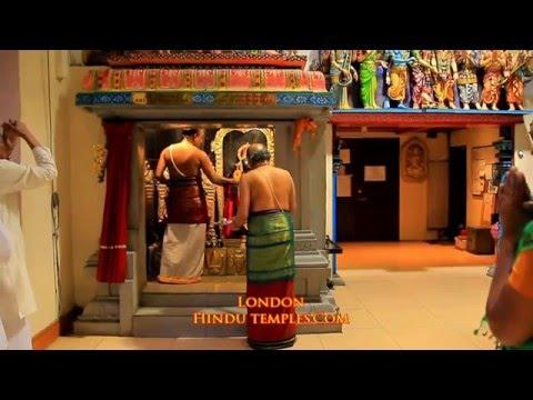 12th Day Pilliar Kathai At Sri Raja Rajeswari Amman Temple Stoneleigh,UK 07-12-2015