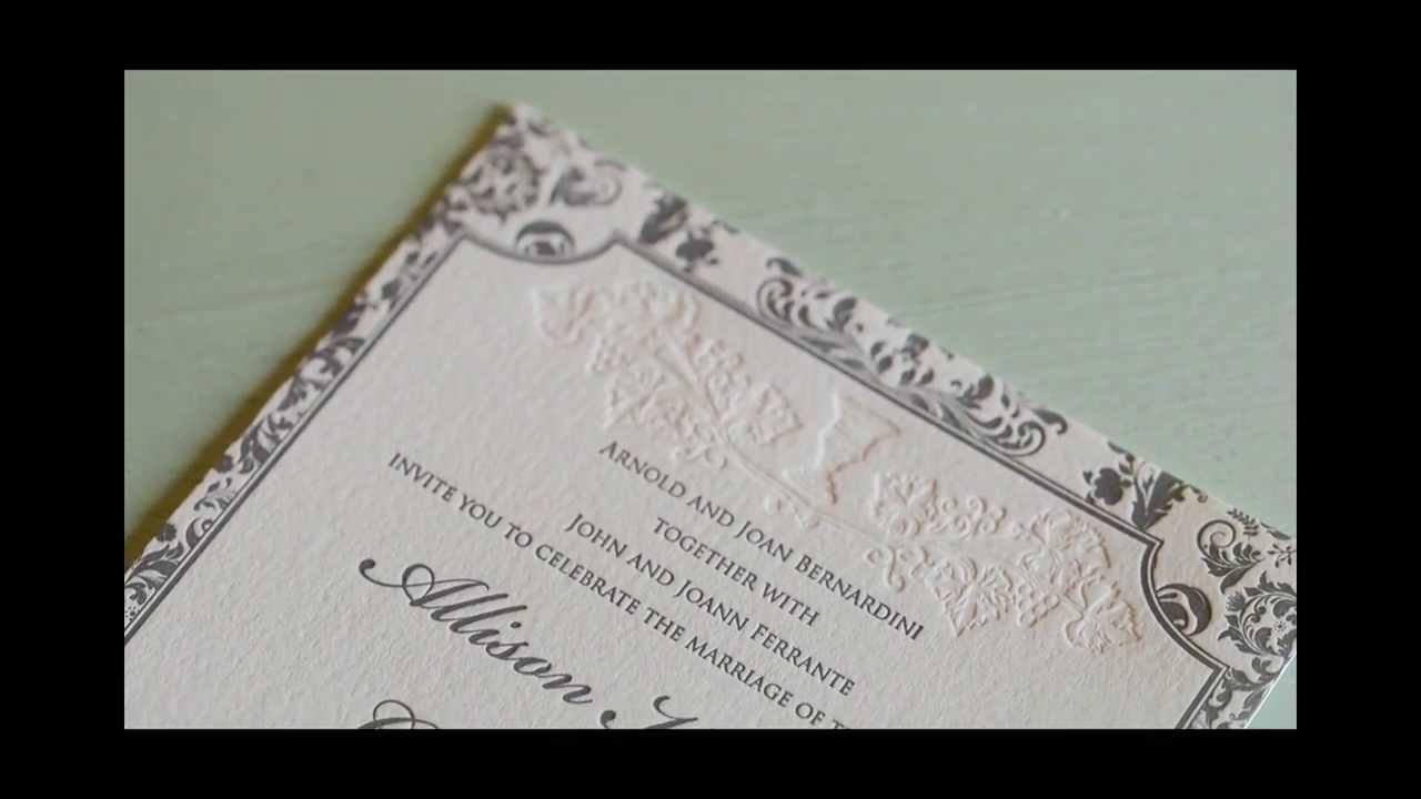 Nice Joann Wedding Invitations Sketch - Invitations Design ...