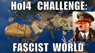 My patreon: https://www.patreon.com/taureorthe challenge is to play as the germany and make world fascist peacefully. we have convert all major po...
