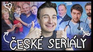 České seriály | Lukefry