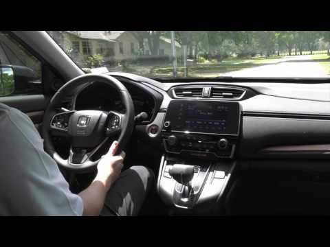 2017 Honda CR-V Test Drive