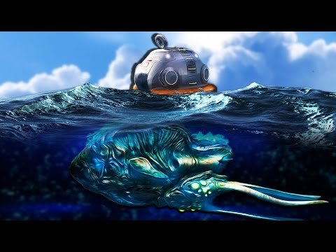 WHAT THE F**K ARE THOSE!? | Subnautica #2