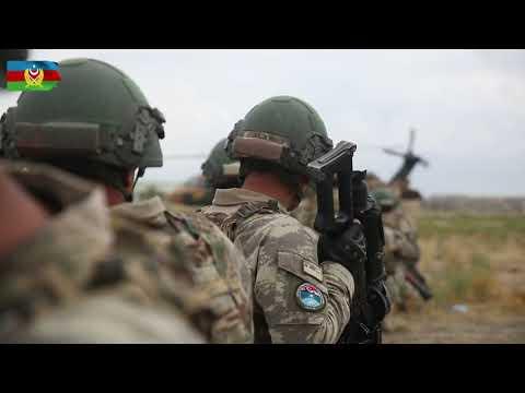 Büyük Türkiye-Azerbaycan 2020 Tatbikatından Muhteşem Görüntüleri