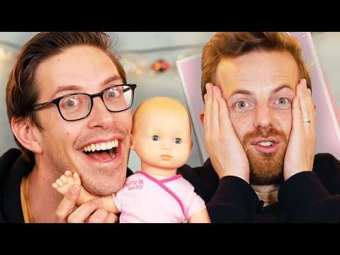 The Try Guys Play With The Top Dolls Of 2019