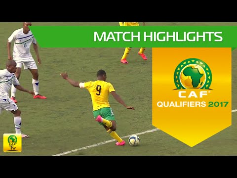 Lesotho vs Ethiopia | Africa Cup of Nations Qualifiers 2017