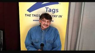 Randy's Z Tags Testimonial From 2010 World Dairy Expo