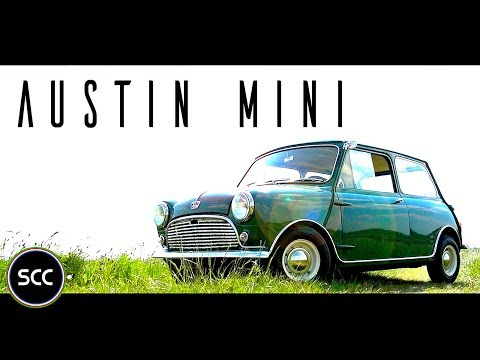 AUSTIN MINI SEVEN 850 1967 – A playful rascal! – Test drive in top gear | SCC TV