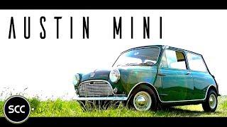 AUSTIN MINI SEVEN 850 1967 - A playful rascal! - Test drive in top gear | SCC TV