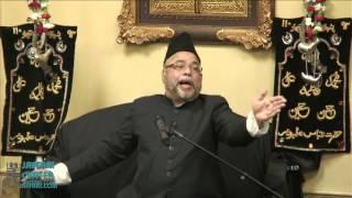 7th Muharram 2015/1437 Maulana Sadiq Hasan Majlis