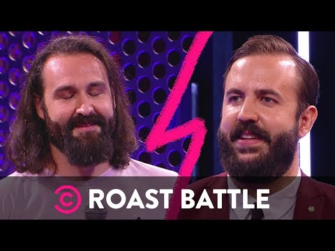 Antonio Castelo VS Kaco Forns | Roast Battle | Comedy Central España