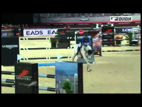 Hong-Kong 2013/03/02 - Gucci Masters - Grand Prix - CSI5* 1,60 m Jump-Off  Jumping
