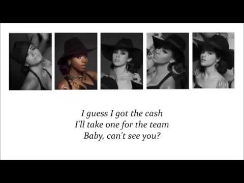 Suga Mama - Fifth Harmony (Lyrics)