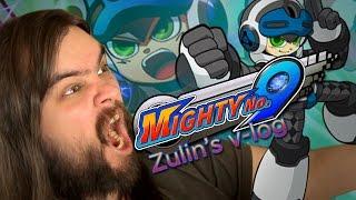 Mighty No. 9 - Обзор Zulin's v-log