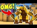 CRAZY MINECRAFT MONSTER HUNTING!