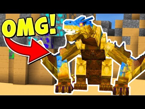 CRAZY MINECRAFT MONSTER HUNTING! thumbnail