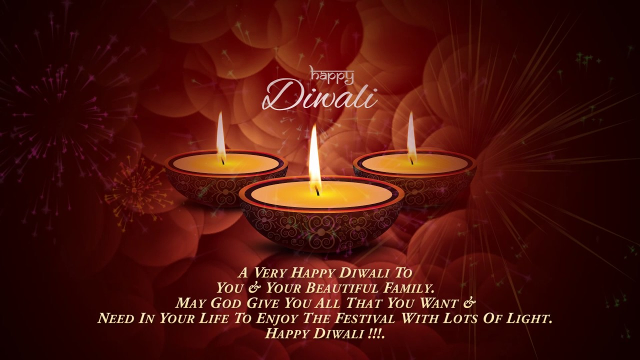 Happy Diwali 2019 Greetings Wishes Whatsapp Video Best Festival Animation Free Download