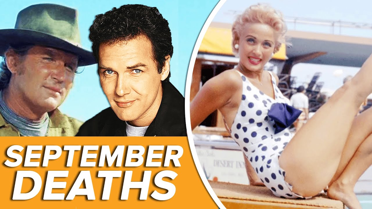 Download Celebrities Who Died in September 2021 (Tragic Deaths)