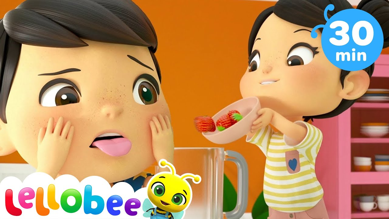 Healthy Fruit & Vegetable | +More Little Baby Bum: Nursery Rhymes & Baby Songs ♫ | Learn ABCs & 123s