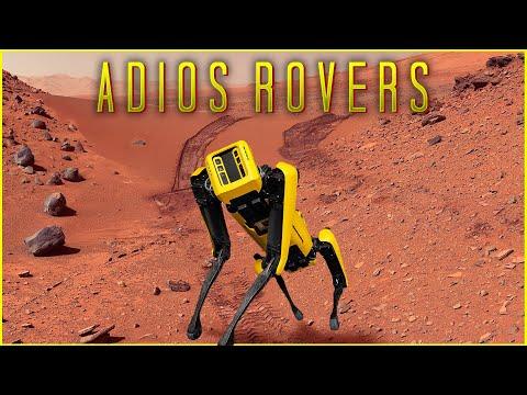 Boston Dynamics y la NASA preparan algo ESPECTACULAR [Astrum Español]