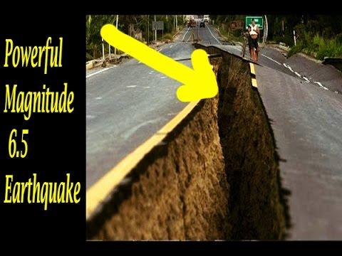Powerful magnitude 6.5 earthquake hits off Northern California coast // News World