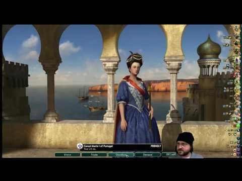 Civilization 5 - Walk like an Egyptian - Earth / True Start Location - Part 12