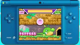 Kirby Mass Attack (DS) Teaser Trailer