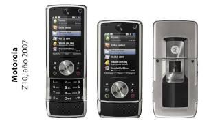 Historia móviles Motorola (1997-2014)