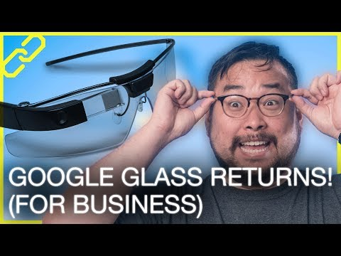 Google Glass Enterprise, Amazon Meal Kits, Nokia 8 Smartphone