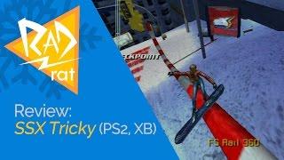 SSX Tricky - Skater Reviews (Xbox, PS2) ❄🏂🎮