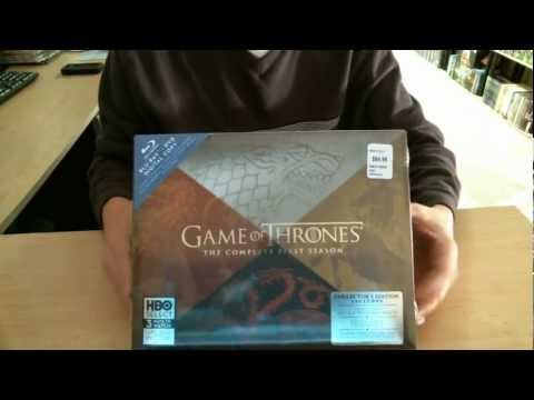 Game of Thrones The Complete First Season...