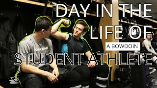 episode 28 | Day in the life of a student athlete ... well kind of....