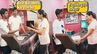 GYM Prank Gone Wrong | Pranks in india