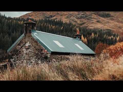 Free 'Cabins' in Scotland